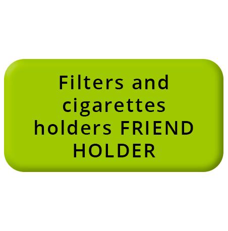 Filtri e bocchini FRIEND HOLDER